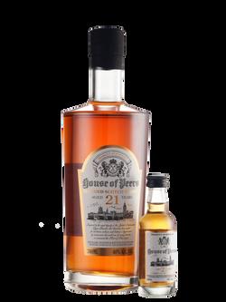 皮爾斯調和威士忌-21年