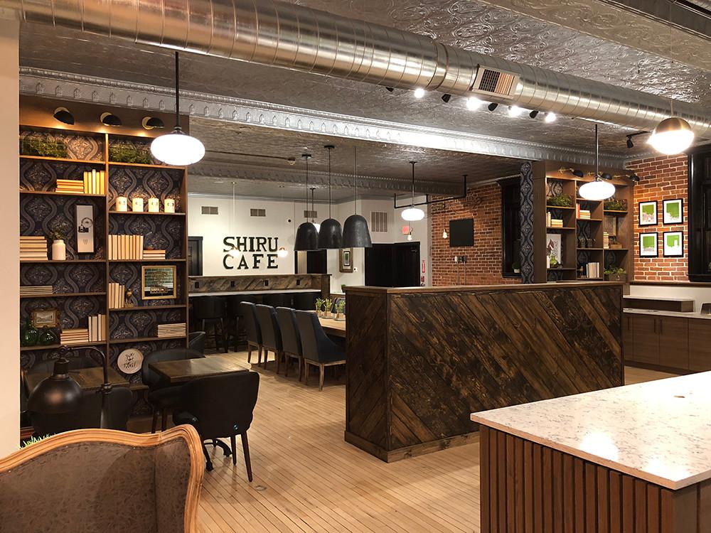 SHIRU CAFE AT AMHERST 2