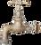 tap-plumbing-fixture-brass-metal-bronze-