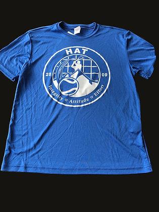 HAT Logo T-Shirt - Blue