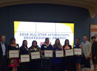 Ryan and Leslie Segelke Win Denver Afterschool Alliance Award