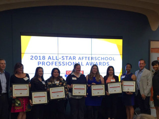 Ryan and Leslie Segelke Win Denver Afterschool Alliance Award