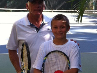 3 Tips From Tennis Dad Barry Neale