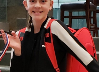 HAT Player Spotlight: Meet Anastasiya Papazian!