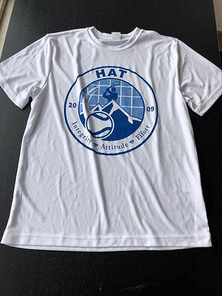 HAT Logo T-Shirt - White