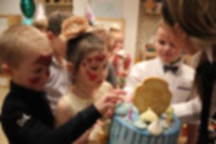 Студия творческих идей Талант, Проведение праздников, дней рождений, утренники, тематические вечеринки