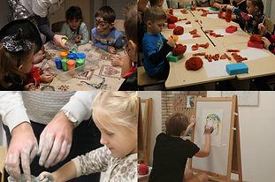 Студия творческих идей Талант, Комплексные занятия, подготовка к школе, программа выходного дня