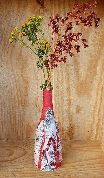 Kleine Vase Collage