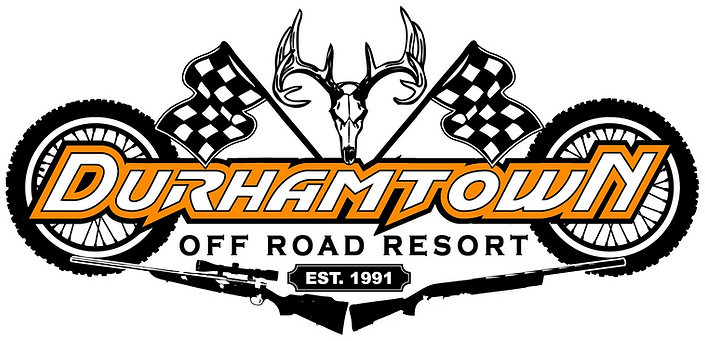Durhamtown Off Road Resort Logo