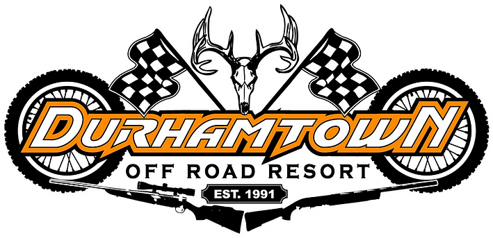 Durhamtown Off Road Resort Logo