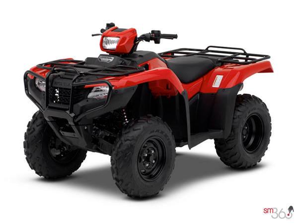 Honda Rancher 420cc ATV Rental