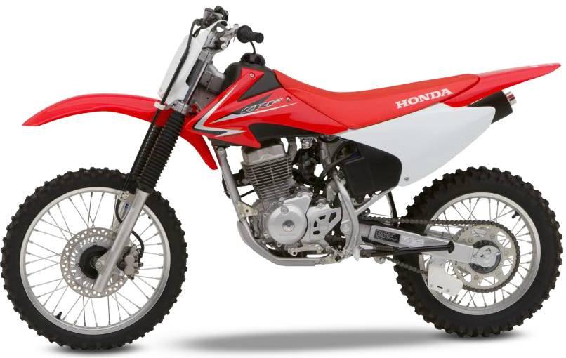 150cc TRAIL Motorcycle Rental