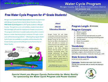 Water Cycle Poster Contest.JPG
