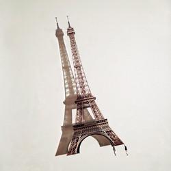 Musclor Tour Eiffel 2017  23x23cm