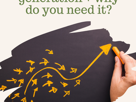 What is Lead Generation + Why You Need It