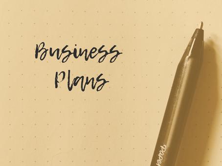 Basics of Business Plans