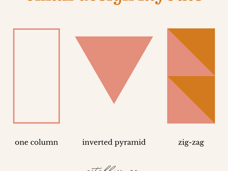The Different Email Audiences + Email Design Tips