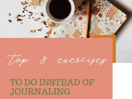 Journaling + Alternatives for Creative Entrepreneurs