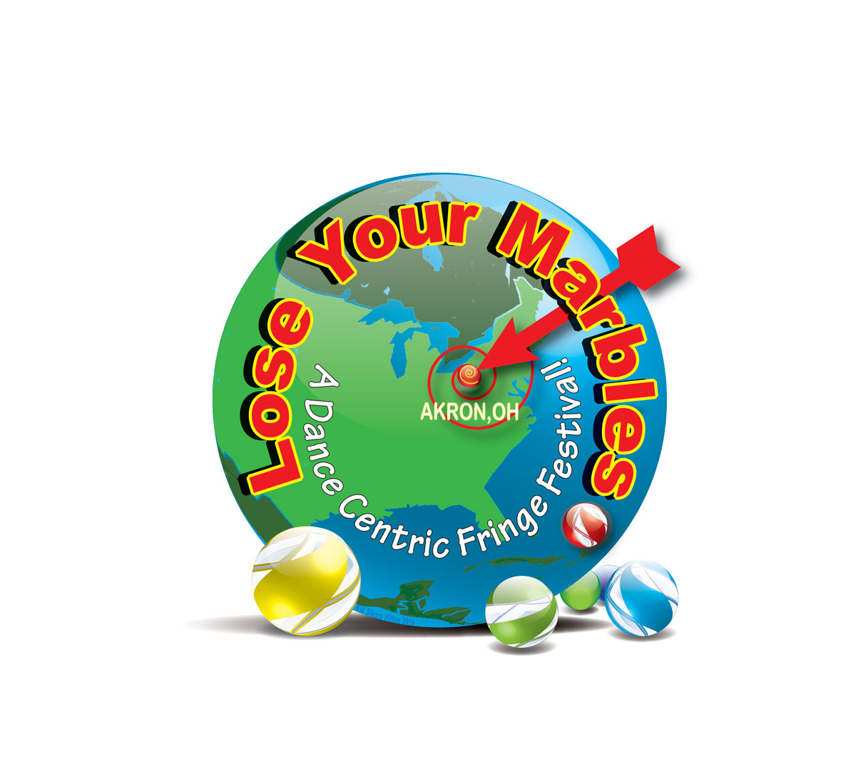Lose Your Marbles logo
