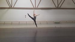 At Lou Conte Dance Studio