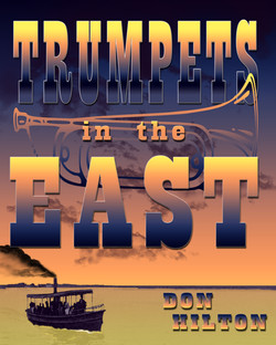 Trumpets in the East cover