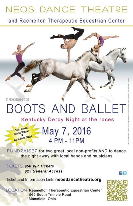 Boots and Ballet poster