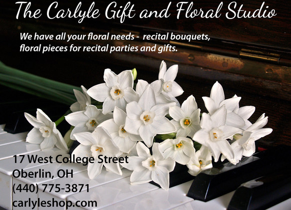 Oberlin College Theater and Dance Carlyle Ad