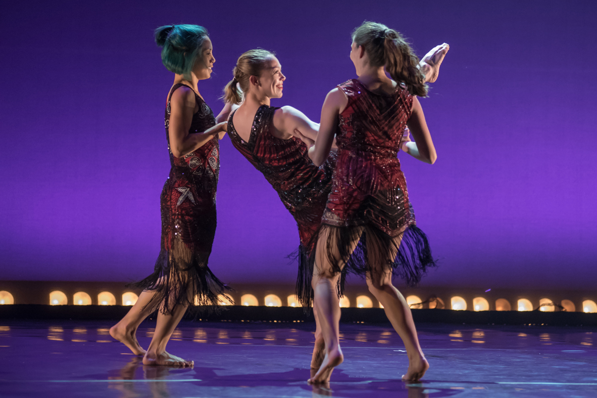 Kasha Brennen Renteria New Dances Photo by Johnny Nevin