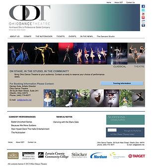 Website design no longer active