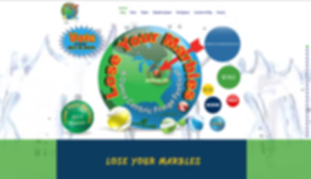 Lose Your Marbles design