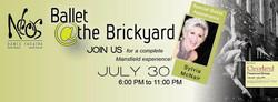 Ballet at the Brickyard