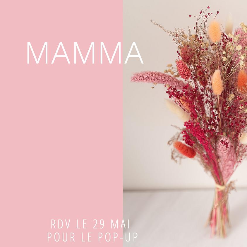 Pop-up de la fête des mamans chez La Brea