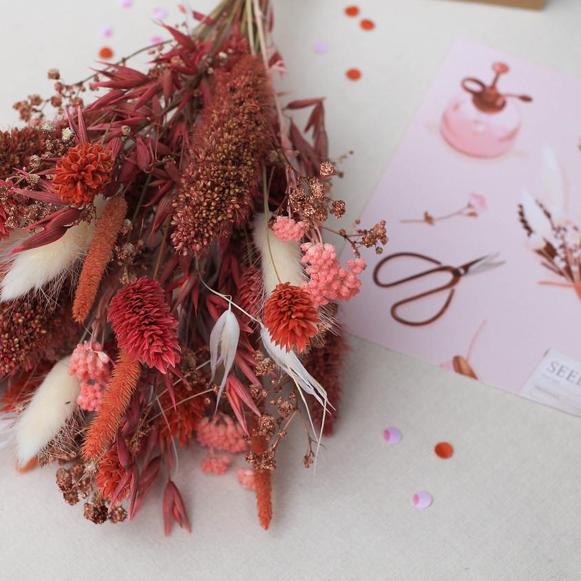 Pop- up fleuri aux Galeries Lafayette Metz