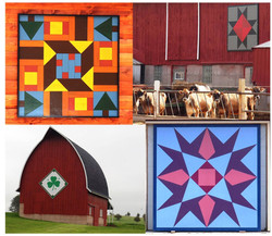 Barn Quilts Tour