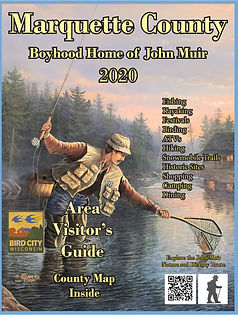 Marquette County Area Visitors Guide 202