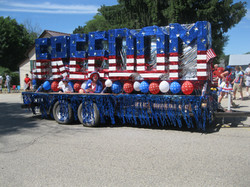 Parade 4th of July, Harrisville