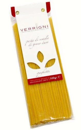 Spaghetti Verrigni