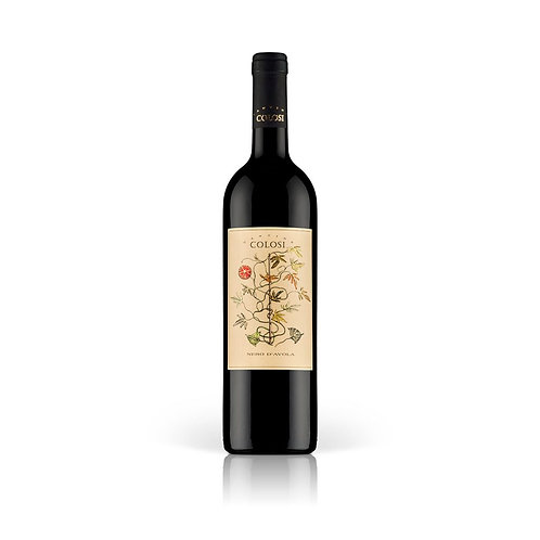 NERO D'AVOLA COLOSI Vegan CL75
