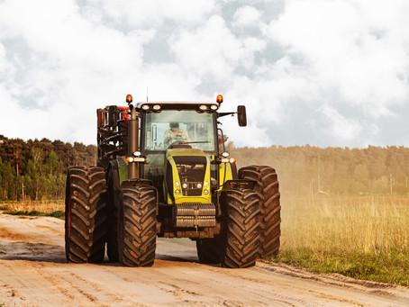 Sua Fazenda na Palma da mão – Controle de maquinário Agrícola