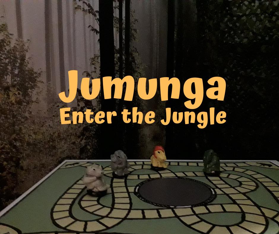 1 Adult (13Y+) 1 Child (12Y-)(Jumunga)