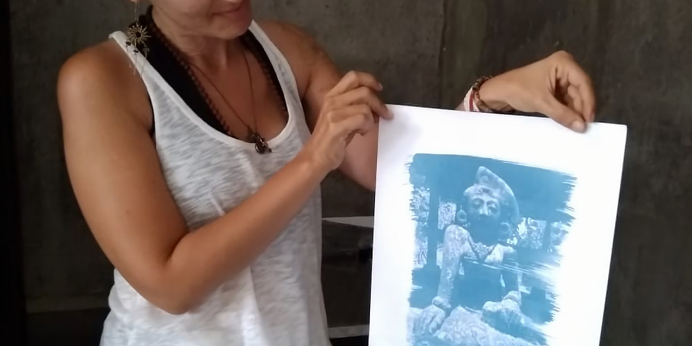 Cyanotype Photography Technique