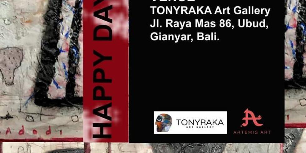 Next Exhibition at Tonyraka Art Gallery