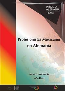 Libro Profesionistas Mexicanos en Alemania