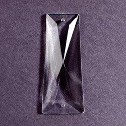 Baguette crystal prism