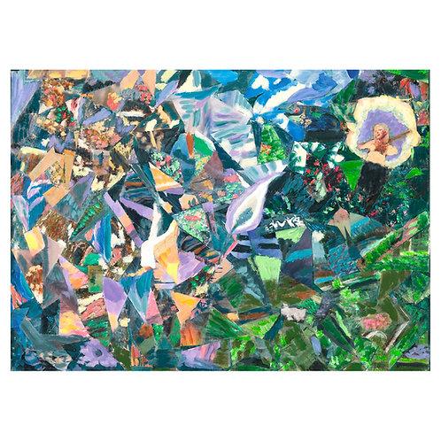 """Violin Concerto"" Fine art for home decor and wall art"