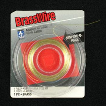 Brass Wire 28 Gauge
