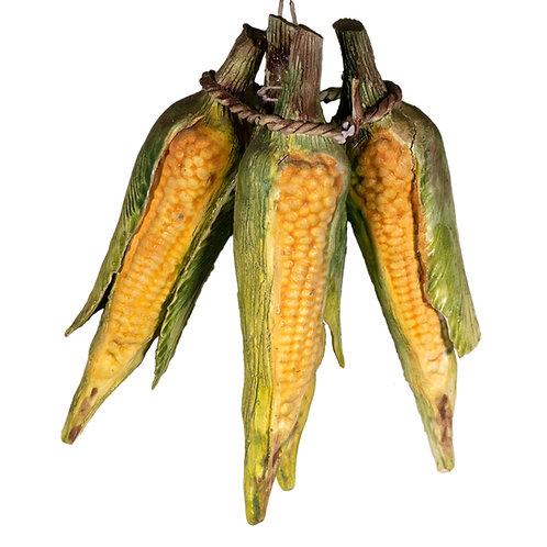 Vintage Italian Ceramic Corns for Kitchen Decor