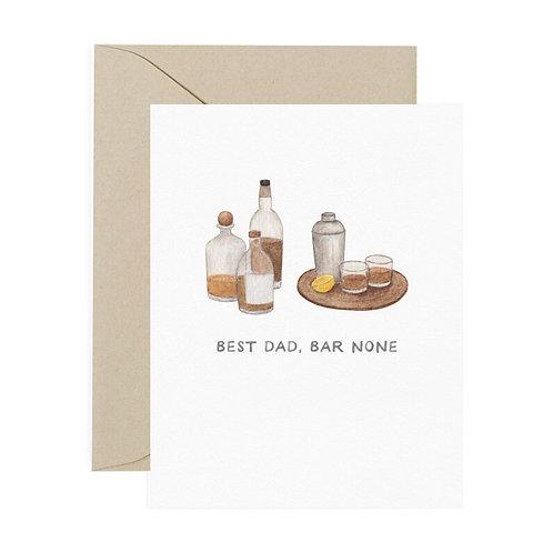 Best Dad Bar None