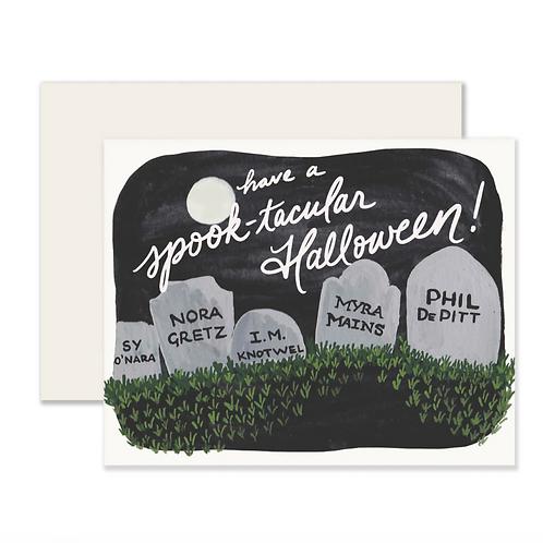 Tombstones Spook-Tacular