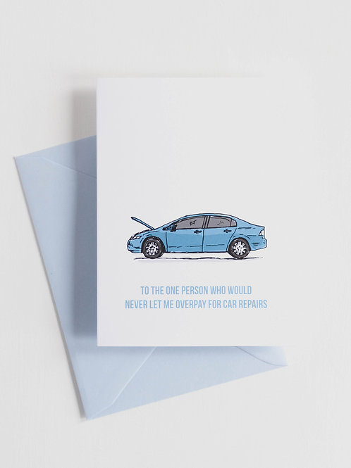 RPS | Car Repairs